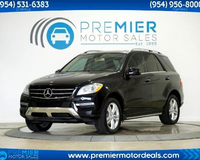 Used 2015 Mercedes-Benz M-Class ML350