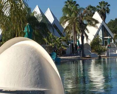 Pyramid Getaway in Southwest Florida