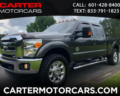 Used 2016 Ford F-250 SD Lariat Crew Cab 4WD
