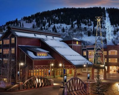 timeshare at Marriott's Summit Watch - Downtown Park City
