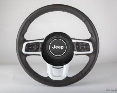 JL (2DR) - JL Steering Wheel Fascia in factory colors!