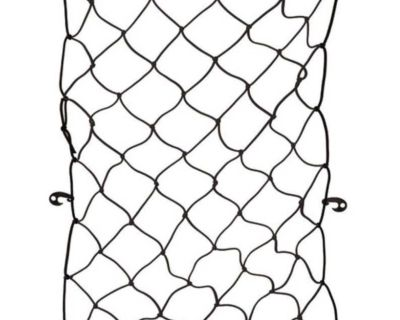 6 ft x 8 ft Cargo Net in excellent used condition. This was used a handful of times to hold a tow behind raft on my boat