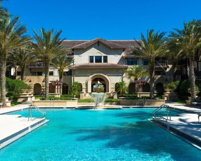 Beautiful 3/2 fully furnished condo for short term rental - weekly/monthly rent - St. Augustine