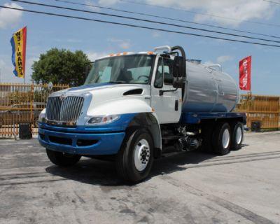 $6,990 Down / Septic Tank Truck / 209k Miles