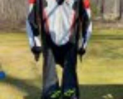 Size US 44 / EU 54 Alpinestars Atem v3 1 piece race suit $800 shipped