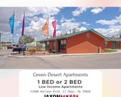 13340 Horizon Blvd #15, Horizon City, TX 79928 1 Bedroom Apartment