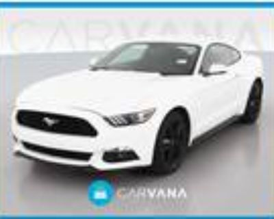 2015 Ford Mustang White, 45K miles