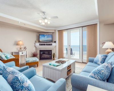 Enjoy spectacular views of the ocean and boardwalk in a professionally decorated, spacious unit with all the touches of home. - Ocean City