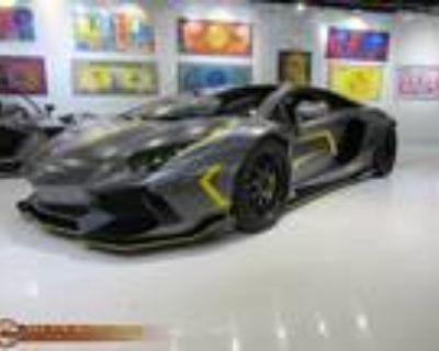 2012 Lamborghini Aventador LP 700-4 Liberty Walk 6.5L V12 691hp 509ft. lbs.