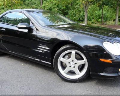 2003 Mercedes-Benz SL SL 500