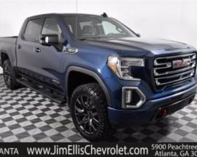 2020 GMC Sierra 1500 AT4 Crew Cab Short Box 4WD