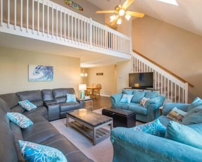 This newly decorated, 4 bedroom 2 bath home is nestled in the woods in North Ocean Pines. - Ocean Pines