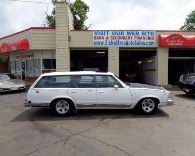 1978 Chevrolet Malibu Wagon Base