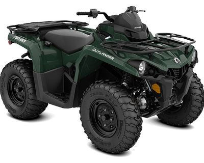 2021 Can-Am Outlander 570 ATV Utility Norfolk, VA