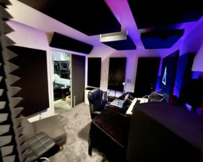 Downtown Industrial Recording Studio, Los Angeles, CA