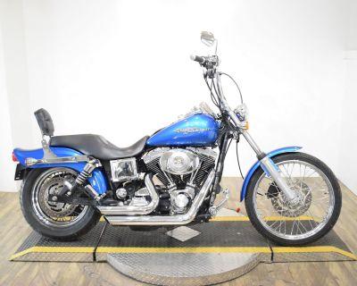 2005 Harley-Davidson FXDWG/FXDWGI Dyna Wide Glide Cruiser Wauconda, IL