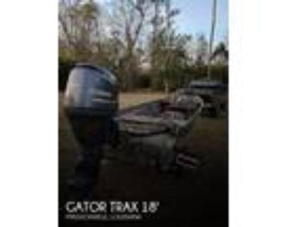 17 foot Gator Trax 1750 Sportsman Edition