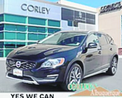 VOLVO 2017 V60 Cross Country T5 Wagon, Automatic with Geartronic, All Wheel Drive,...