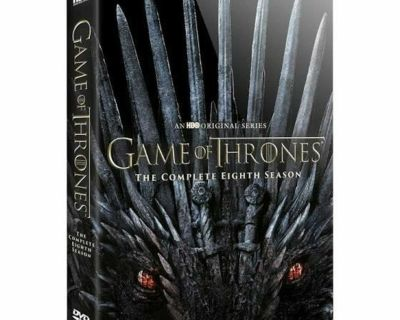 Game of Thrones the complete 8th season