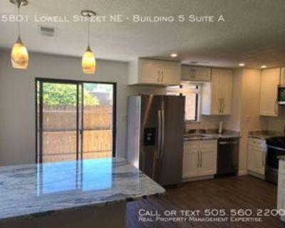 5801 Lowell St Ne #5SUITEA, Albuquerque, NM 87111 2 Bedroom Apartment