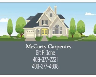 McCarty Carpentry