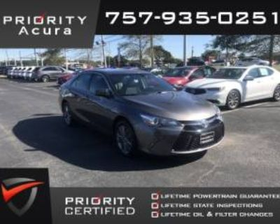 2017 Toyota Camry SE I4 Automatic