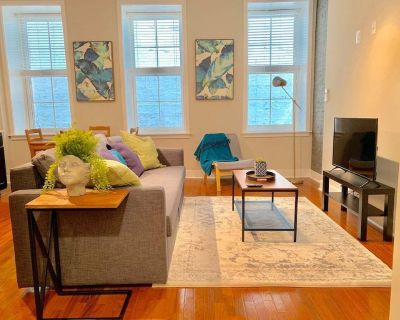 Luxury Harbor Oasis | Free Private Parking - Downtown Baltimore