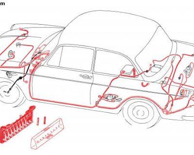 New Type 3 Master Wiring Kit