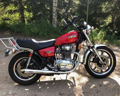 1980 Yamaha XS650