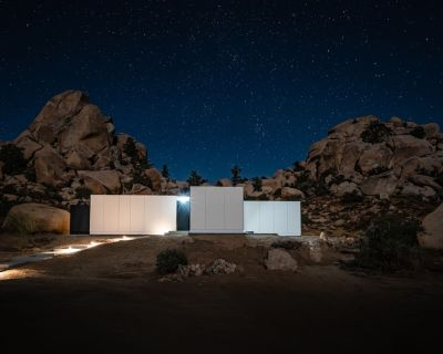 Sol to Soul House 10-acre Luxury Hideaway in mythic Boulders under the Milky Way - Pioneertown