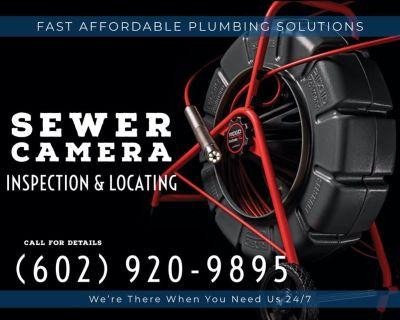 ▶️ Sewer Camera Inspection & Locating ▶️ Plumbing & Drain
