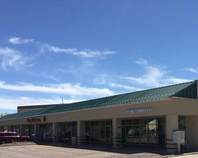 Retail space in Safeway Center