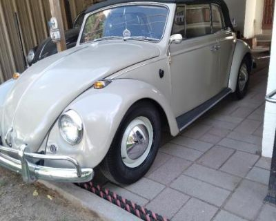 1967 VW Convertible