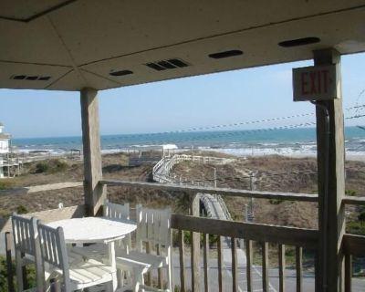 Newly Renovated Oceanview 2BR sleeps 6 Great Beach Access! - Atlantic Beach