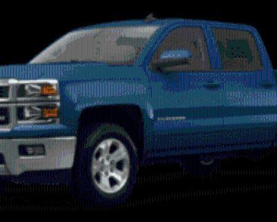 2015 Chevrolet Silverado 1500 LT with 1LT Crew Cab Short Box 4WD