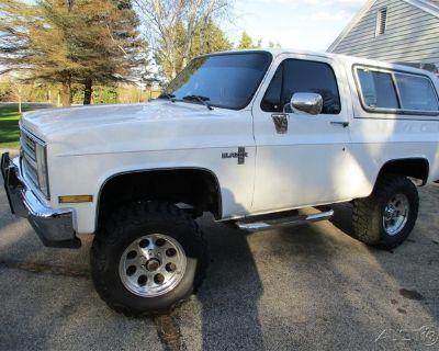 1988 Chevrolet Blazer Silverado