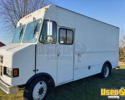 1993 Chevrolet PS6500 Empty Step Van / Mobile Business Unit