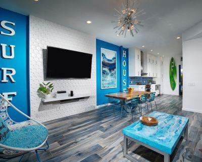 $400K Remodel 4-bedroom 4-bath - 7 real beds - Gas Lamp , Petco, Convent Cntr - East Village