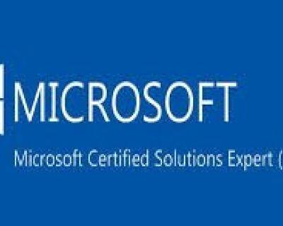 MCSA Certification training in Velachery