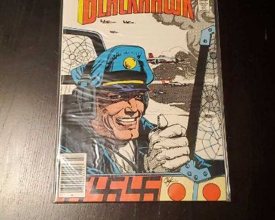 Blackhawk #260 - D.C. Comics