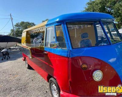 Brand New 2020 Electric Volkswagon Replica Food Vending Truck