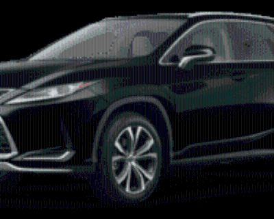 2021 Lexus RX RXL