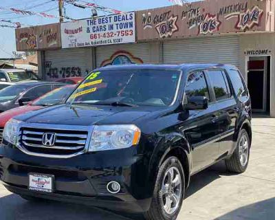 2015 Honda Pilot for sale