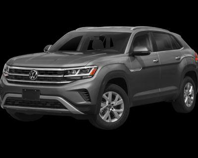 New 2021 Volkswagen Atlas Cross Sport 3.6L V6 SE w/Technology FWD Sport Utility