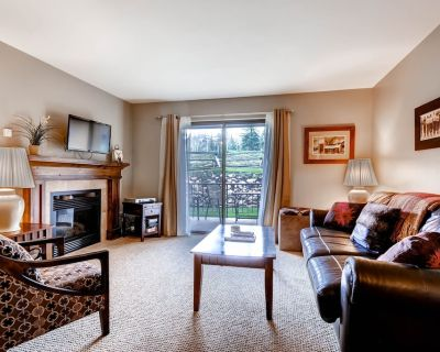 Cozy condo in Canyons w/ shared pools, hot tub, sauna, tennis, & volleyball! - Park City