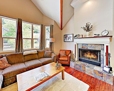 New Listing! Main Street Retreat w/ Private Hot Tub - Near Dining & Town Lift - Downtown Park City