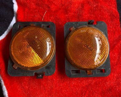 Florida - OEM JK fog lights, antenna, third brake light and tail lights