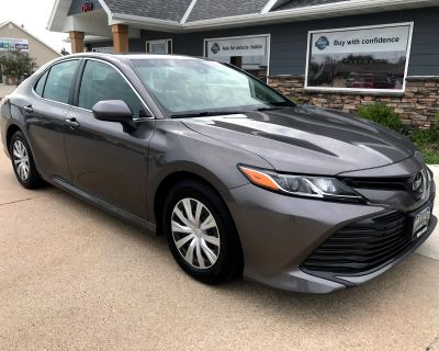 2018 Toyota Camry XLE Auto (Natl)