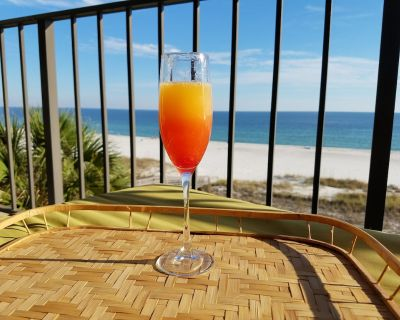 NEW LISTING! Beach Front, Low Density Condo in Perdido Key, FL w/ Boat Launch! - Perdido Key