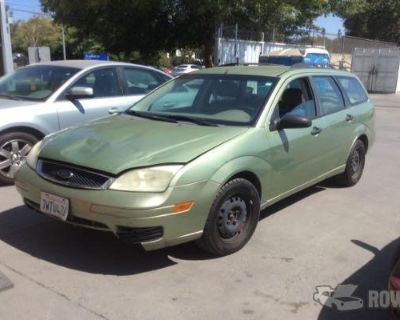 2007 Ford Focus Wagon
